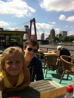 Rotterdam boat