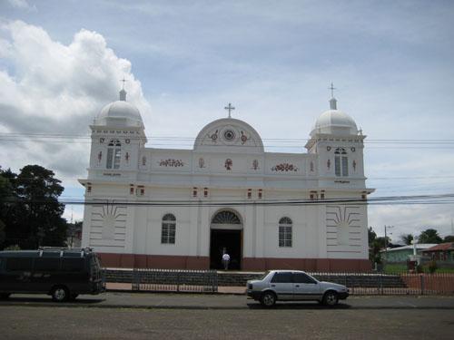 barva church outside