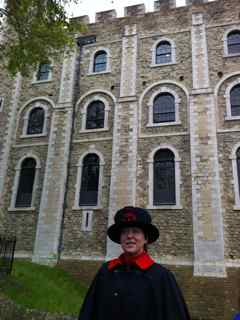 beefeater at tower
